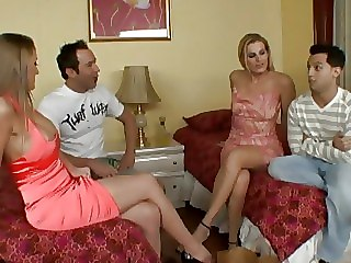 Group Sex, Orgy, Foursome, Threesome