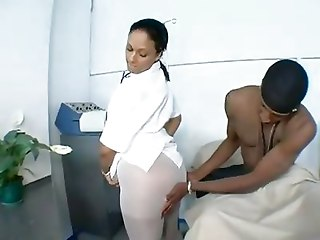 Nurse, Enema, Clinic