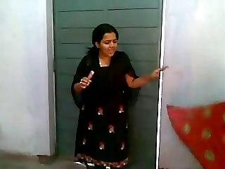 Desi Engineering College Girls Enjoying In Classroom