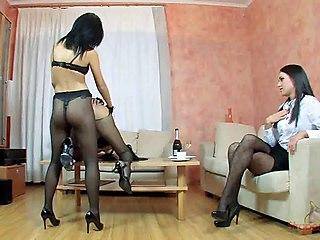 Pantyhose Girls