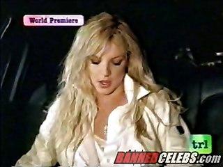 Britney Spears In Bath Tub