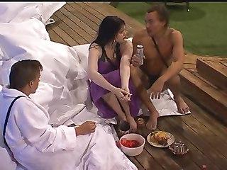 Big Broter Finlan 2008   Bj Nude In Sauna