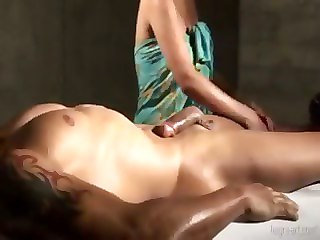 This Is How You Massage A Penis