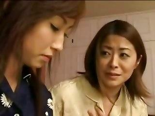 Asian Lesbian Family