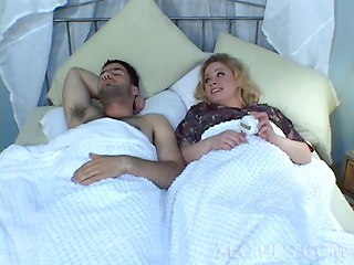 Awesome Big, Soft Natural-tits With Surprise Cumshot.