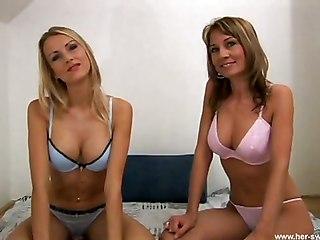 Katka & Claudia