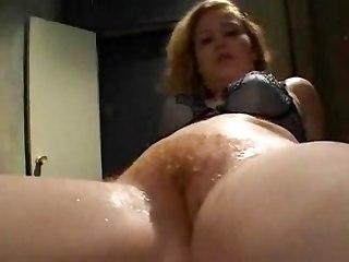 Redhead Pussy Upclose