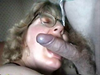 Mature Cocksucker