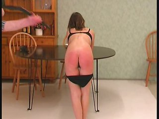 Nice Girl Gets Spanking