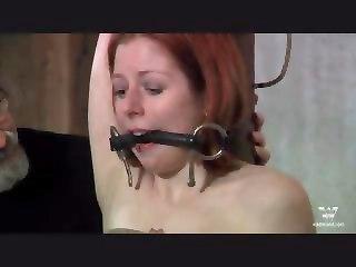 Dad Punishes Daughter