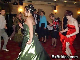 Real Hot Brides Upskirts
