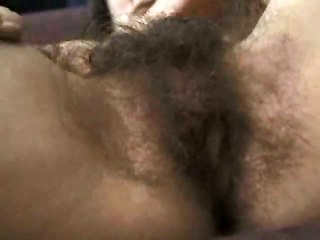 Hairy, Bushy