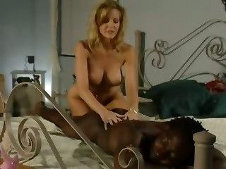 Busty Milf In Sensual Interracial Fucking