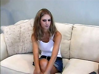 Brookes Lost Porn Audition Tape   Hot Teen